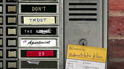 the series philosopher don't trust the B in apartment 23 wiki