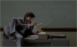 1x06 The Substitute - Roger Reeds is Vic Racine, the substitute in Angela's English class