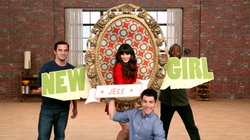 the series philosopher new girl