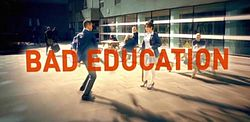 the series philosopher bad education wiki