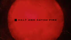 the series philosopher halt and catch fire wiki
