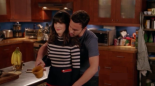 the series philosopher new girl how to pick up a mug