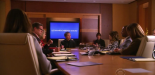 THE GOOD WIFE: 2x16 Great Firewall -