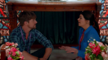 HAPPY ENDINGS: 3x13 Our Best Friend's Wedding - Penny (Casey Wilson) tells her old friend Dave (Zachary Knighton) how her fiancé's wanting to elope is killing her