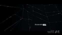 the series philosopher those who kill chloe savigny wiki