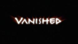 the series philosopher vanished