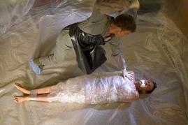 Michael C. Hall as Dexter (Season 3, episode 5) - Photo: Peter Iovino/Showtime - Photo ID: dexter_305_0280