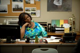 "PARKS AND RECREATION -- ""Swing Vote"" Episode 520 -- Pictured: Retta as Donna Meagle -- (Photo by: Colleen Hayes/NBC)"